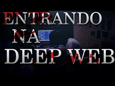 ENTRANDO NA DEEP WEB #1 FT DEEP WEB BRASIL