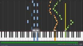 synthesia cyanide and happiness theme