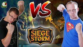 Siege Storm | Pojedynek nr 2