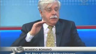 """Entrevista Roberto Romano / O julgamento do """"mensalão"""""""