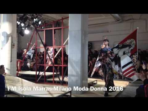 I'M Isola Marras - MFW2016