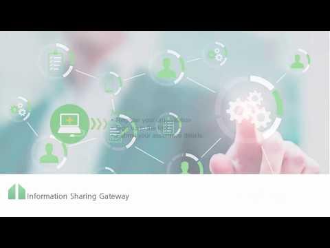 Information Sharing Gateway (ISG) Feature Tour