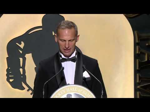 Dominik Hasek Hockey Hall of Fame Induction Speech (2014)