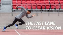 How Andre De Grasse took the fast lane to clear vision with LASIK MD