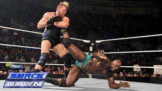 Jack Swagger vs. Titus O'Neil: SmackDown, December 12, 2014