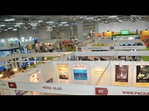 PackPlus 2013, India Expo Centre, Greater Noida - Total Packaging, Processing, Supply Chain Event