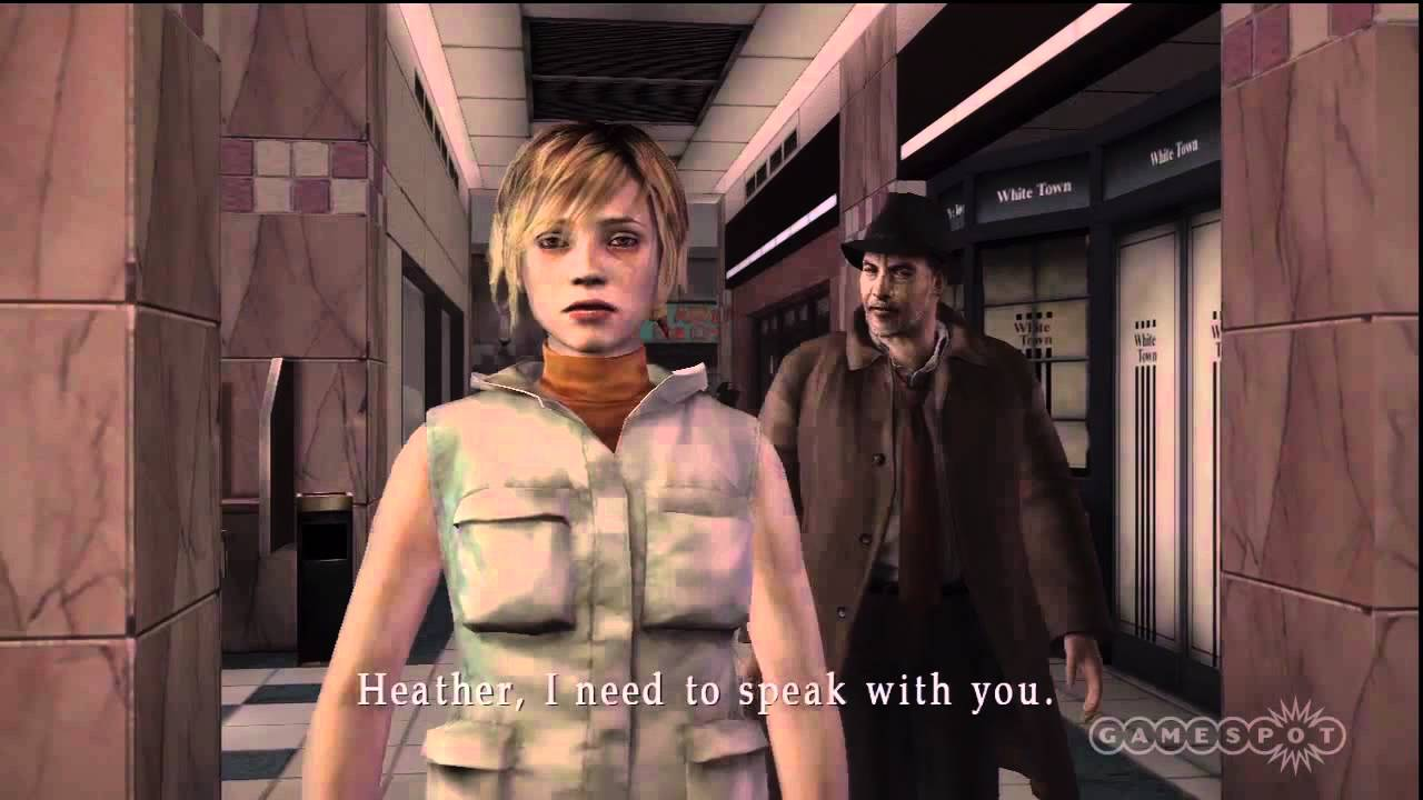 Heather Silent Hill 3 Gameplay Youtube