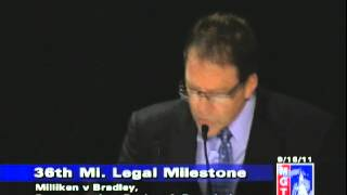 Tom Costello on Michigan Government Television - September 16, 2011