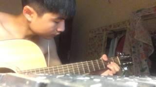 Giữ anh đi - guitar cover