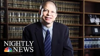 California Voters Recall Judge Criticized For Brock Turner Sentencing | NBC Nightly News