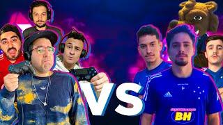 E-Desimpedidos x Cruzeiro Esports - Desafio de FIFA no Pro Clubs