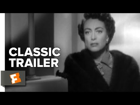 This Woman Is Dangerous (1952) Official Trailer - Joan Crawford, Philip Carey Movie HD