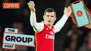Are Xhaka and Emery Finished at Arsenal?   The Group Chat