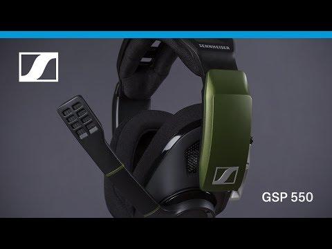 Sennheiser GSP 550 Surround Sound Gaming Headset