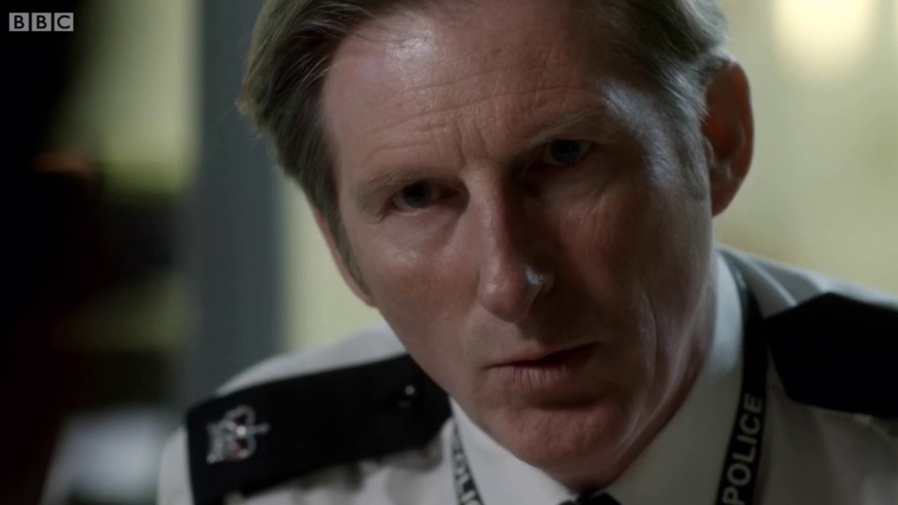 Download Every Ted Hasting Tedism from Line of Duty