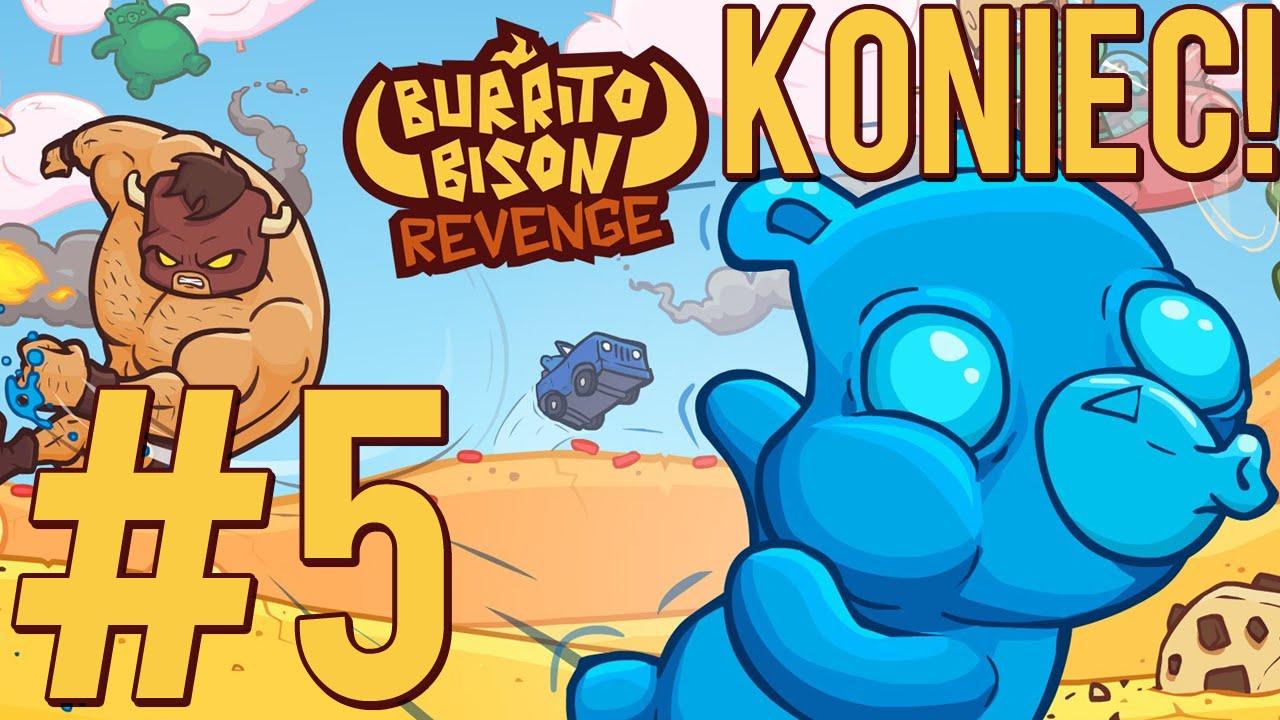 Burrito Bison Revenge Description
