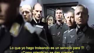 Hitler se entera de los gif porno en T!