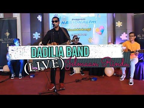 Dadilia Band - Jelmaan Rindu (Live At KL Tower Nasional FM)