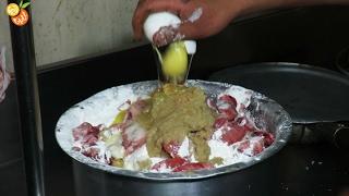 Chicken Pakora - Indian Dhaba Style | Indian Street Food