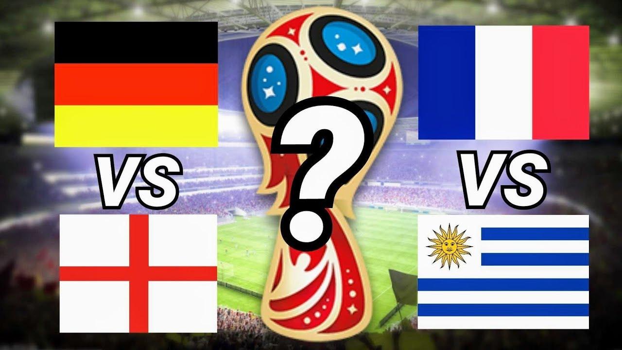 Prognose Frankreich Uruguay