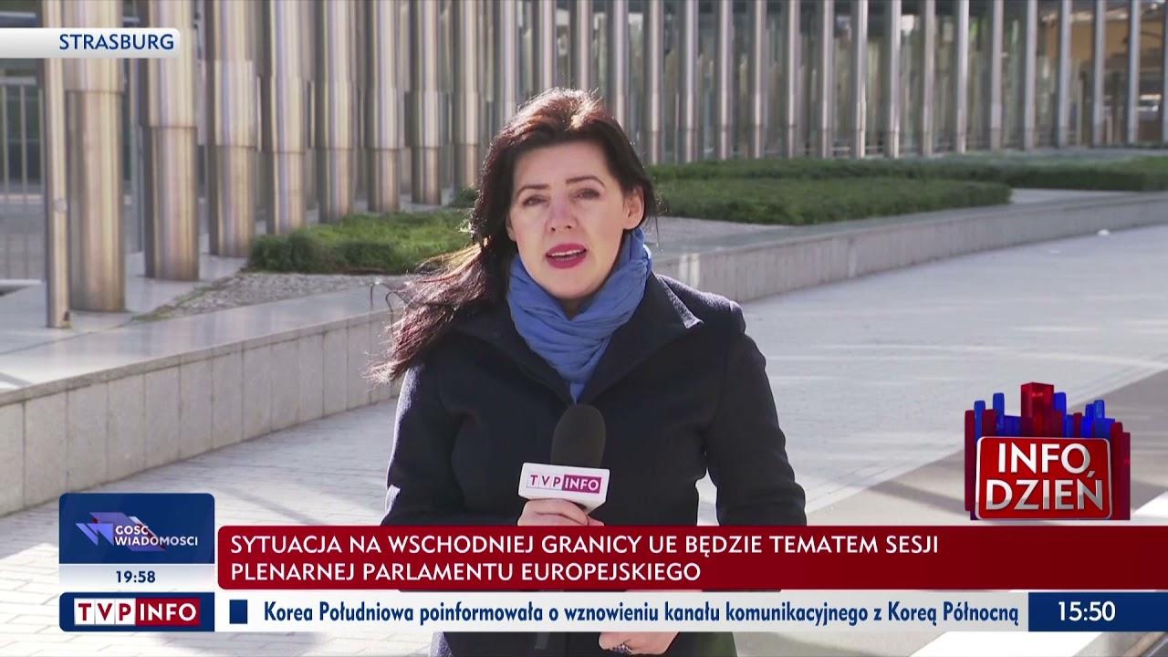 Download Sytuacja na wschodniej granicy UE tematem sesji plenarnej Parlamentu Europejskiego