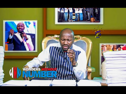 Download Apostle Suleman LIVE::🔥OH GOD ARISE!!! (WWN #Day20- October Second Edition) 28th Oct. 2021
