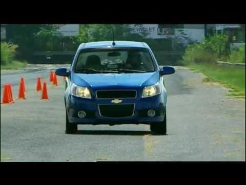 Motorweek Road Test 2009 Chevrolet Aveo 5 Youtube