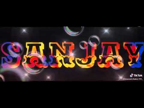 Sanjay name status☆☆☆status for all name by jigri friends ...
