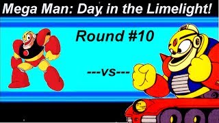 Mega Man: Day in the Limelight (10) - Guts Man Vs. The Guts Tank