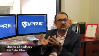 VIPRE Advanced Security for Business Vs. Our Competitors