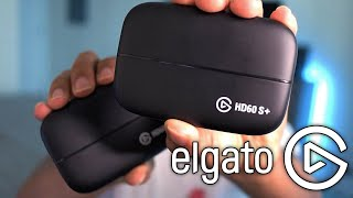 Elgato HD60S+ vs HD60S: Everything you need to know