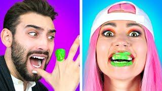 RIDÍCULAS BROMAS PARA LA ESCUELA || Locas y divertidas bromas para tus amigos por La La Vida Musical