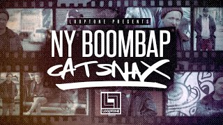Looptone presents NY Boom Bap - Hip Hop Boom Bap R'n'B Samples and Loops