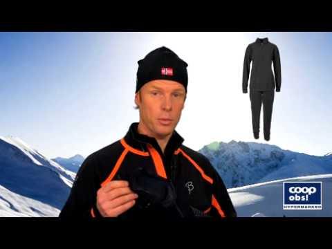 Coop Obs! Hypermarked skitips - Skiklær