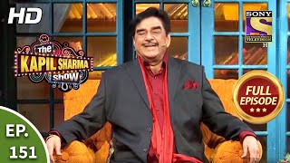 The Kapil Sharma Show Season 2 - Shatrughan Sinha Smirks - Ep 151 - Full Episode - 17th October 2020
