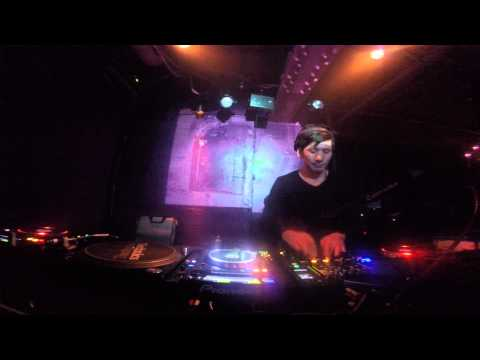 Q'HEY DJ set at Planet Electro Shock -Back to Back Special-