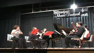Poulenc sextet   III Finale Prestissimo