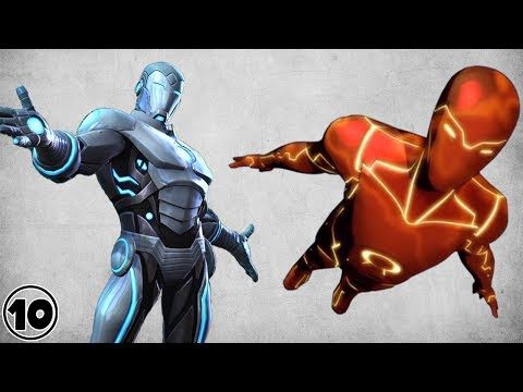 Top 10 Alternate Versions Of Iron Man – Part 2