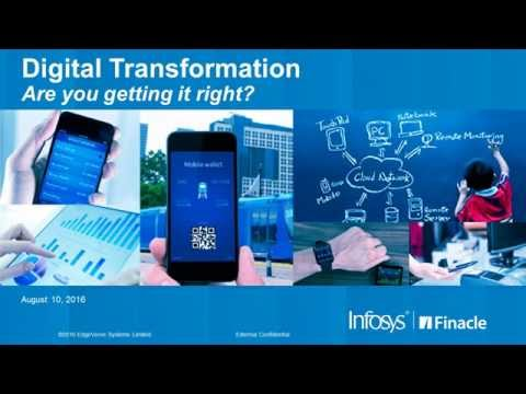 Digital Banking transformation : Are you getting it right?