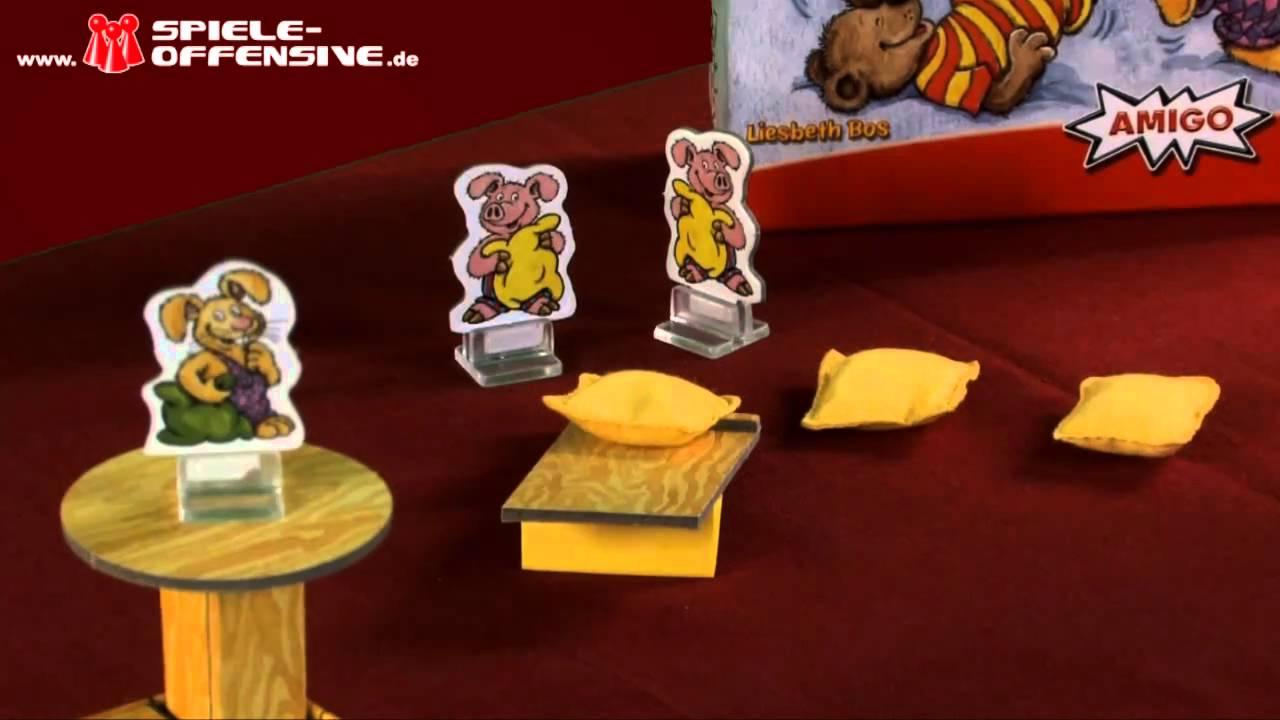 Kissenschlacht - Geschenktipp für Kinder (Weihnachten 2010) - YouTube