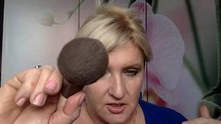 Bare Minerals обзор: translucent powder duo - прозрачная  двойная пудра