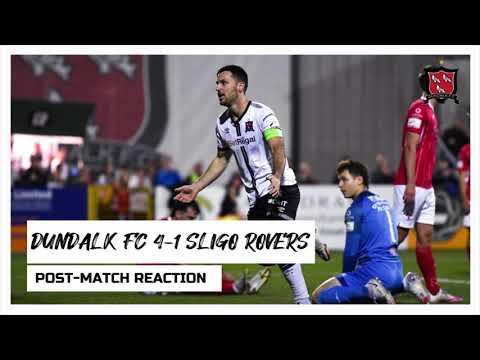 Patrick Hoban Reaction | Dundalk FC 4-1 Sligo Rovers