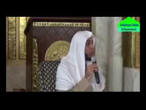 Manfaat Sholawat di hari jum'at Ceramah Syekh Ali Jaber