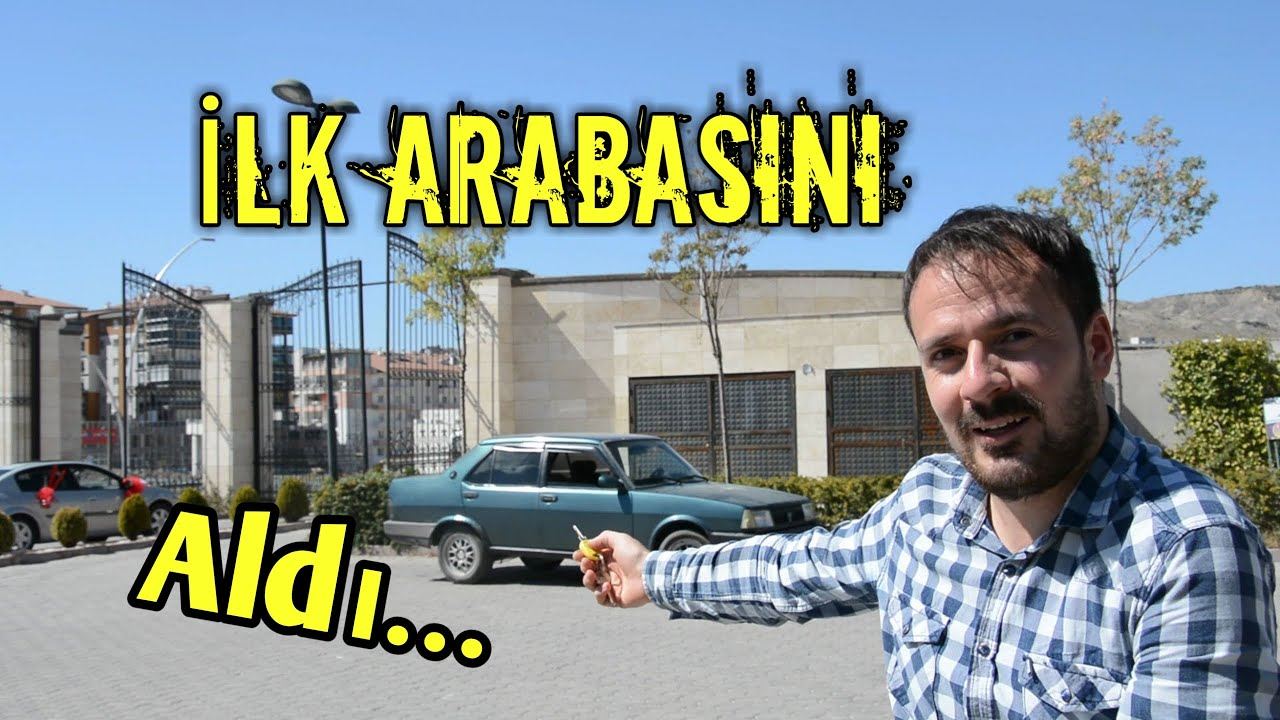 Geldigeliyor.com'dan ilk Arabasını Alan Adam!