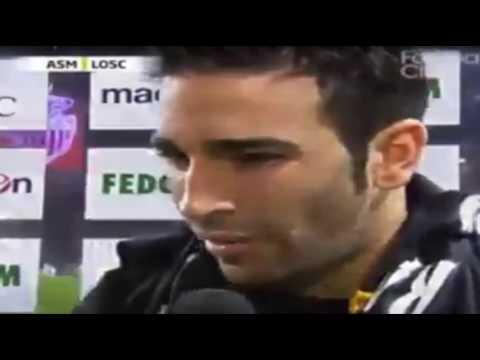 Rami se fait disputer par Rudy Garcia
