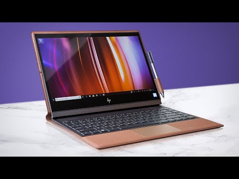 This laptop is more than just a leather skin