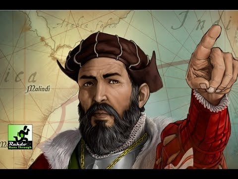 385e242a37b9b Vasco da Gama Gameplay Runthrough - YouTube