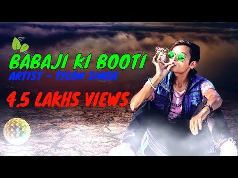 New Bhole DJ Song 2017 | Babaji Ki Booti (बाबाजी की बूटी) - Tylon Singh | New Hindi Rap Songs 2017