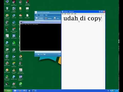 notepad cara membuat matrix you can review music of trick notepad cara