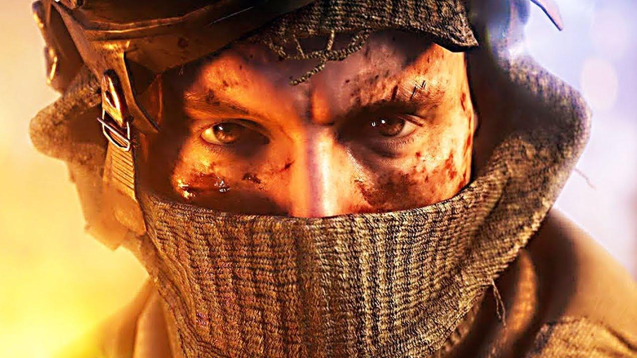 BATTLEFIELD FIRESTORM Offizieller Trailer (Battlefield Battle Royale) 2019 + video
